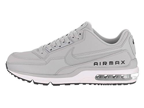 Nike Mens Air Max Ltd 3 Scarpa Da Corsa Lupo Grigio / Lupo Grigio-bianco-nero