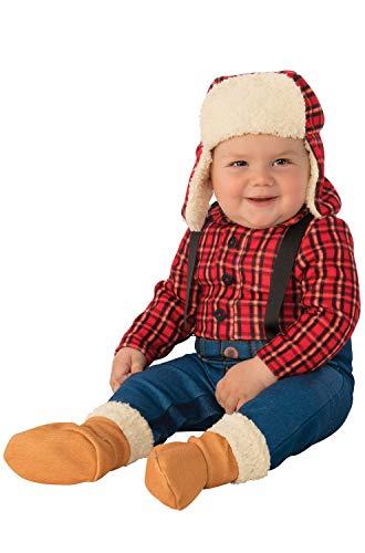 Rubie's Lumberjack Baby, -