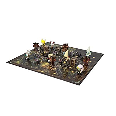 Krosmaster Arena The Not Mines Board Game: Toys & Games