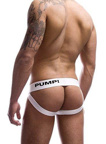 PUMP! Jock Weiß Jockstrap