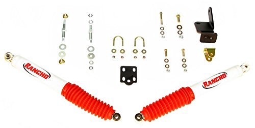 Rancho Complete Suspension System (Rancho RS98511 Steering Stabilizer Kit)