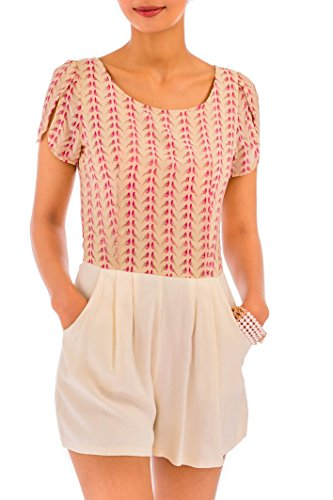 Khaki Cvb Cream Mono Mujer Pink Para qTUXp
