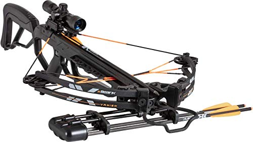 Bear Archery Vanish Black RH/LH Crossbow