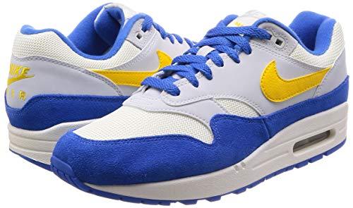 Scarpe Nike pure signal Ginnastica Uomo Air Blue Da Multicolore Max Platinum amarillo 1 001 Basse sail qrtrw