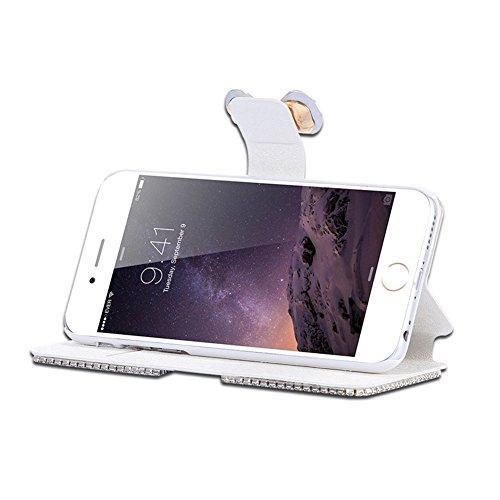 Bling Meister iPhone 66S Diamond Loop Étui