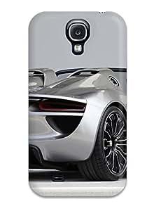Ultra Slim Fit Hard ZippyDoritEduard Case Cover Specially Made For Galaxy S4- Porsche 918 Spyder 40