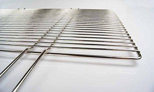 Zuschnitt Edelstahl Rundstab VA V2A 1.4301 blank h9 /Ø 10 mm L: 450mm 45cm