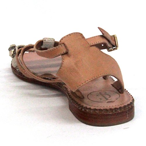 Juicy Couture T Diseño Diamantes cómodo sandalias para mujer