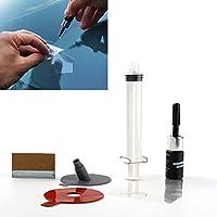 iTimo Car Windscreen Windshield Glass Repair Kit Tool For Chip Crack Star Bullseye Tools Set