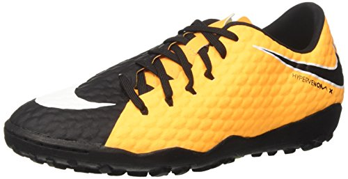 Nike Mens Hypervenom Phelon Iii Tf Turf Fotbollsskor (laser Orange)