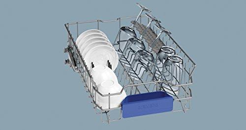 Siemens SR65M082EU Totalmente integrado 10cubiertos A+ lavavajilla ...