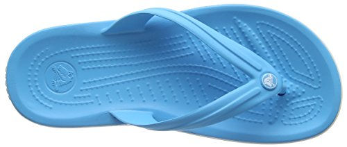 Electric Blue Adulte Flip Crocs Tongs Mixte Bleu Crocband qIw0FwY