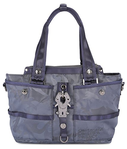 Lucy A George Borsa Chique Gina Evil Cm Multicolore 28 Mano amp; ZZwErY