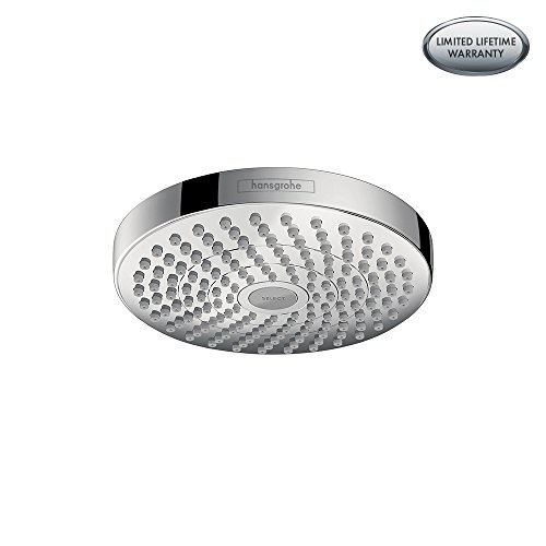 hansgrohe 26523001 Croma Select Showerhead, 2.0 gallons per minute, Chrome from Hansgrohe