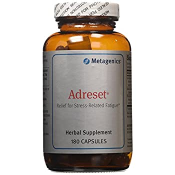 Image of Metagenics Adreset Capsules, 180 Count Health and Household