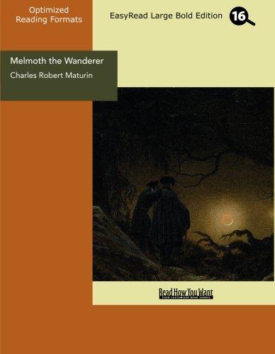 melmoth the wanderer download