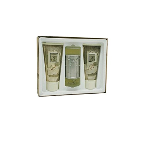 Gel Shower Bellagio - Bellagio By Michaelangelo For Men. Gift Set ( Eau De Toilette Spray 3.4 Oz+ Aftershave Balm 6.8 Oz + Shower Gel 6.8 Oz).