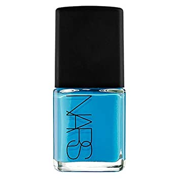Amazon.com : NARS Nail Polish, shade=Cyan Blue : Beauty