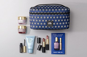 Estee Lauder 2015 Skincare and Makeup 9pc Gift Set (none)