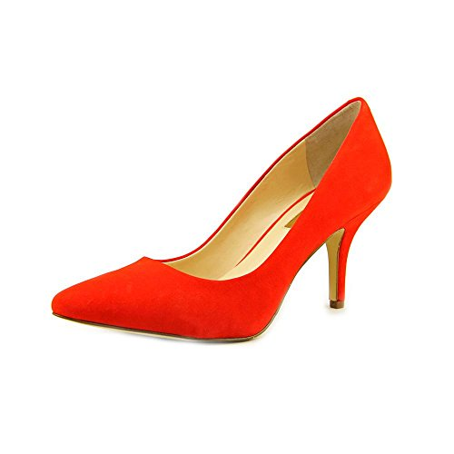 International INC Zitah Stöckelschuhe Concepts Wildleder Tangerine Spitz qdA08d
