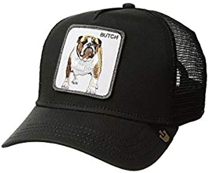 GOORIN BROTHERS Baseball Cap Trucker Snapback Hat Adjustable Animal FUNKY