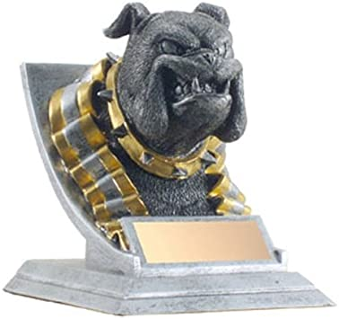 Meat Head the Bulldog TrophyAward Part Two