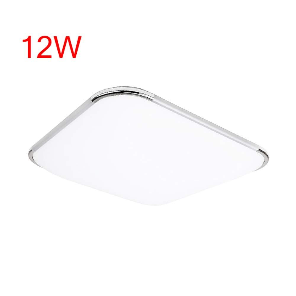 cocina techo de de lámpara fría de de sala de ultraslim de de de led habitación panel lámpara blanca lámpara techo estar luz techo ahorro Hengda® eDIH29YEW