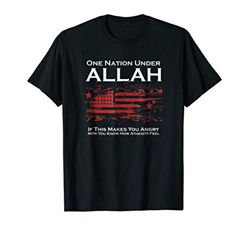 One Nation Under Allah Atheist ()