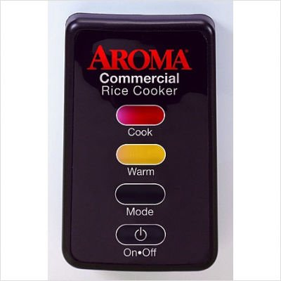 Electronic Commercial Dry Rice Cooker Size: 33-Cup