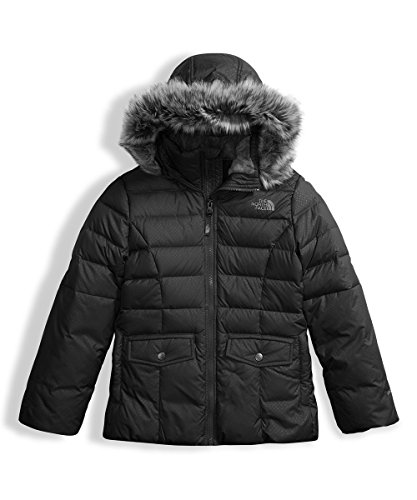 The North Face Girl's Gotham 2.0 Down Jacket TNF Black X-Large by The North Face