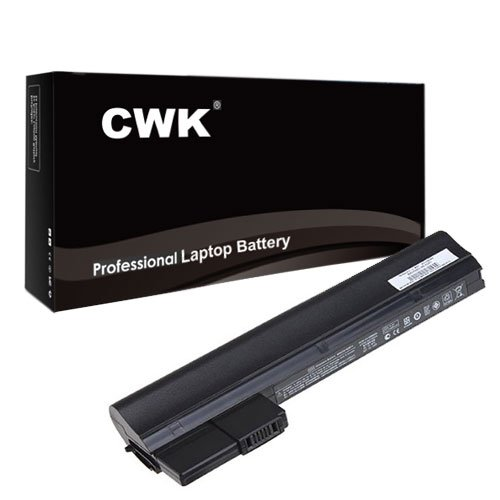 CWK New Replacement Laptop Notebook Battery for HP Mini 210-2000 210-2100 210-2200 614874-001 614875-001 HSTNN-DB2C WY164AA 614873-001 HP Mini 110-3626 1103-N455 1103-N475 Compaq CQ10-600 CQ10-700 HP Mini 110-350 210-2030 210-2050 ()