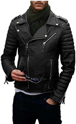 fb68a1ee 47 bình luận. Từ Mỹ. Laverapelle Men's Genuine Lambskin Leather Jacket ...