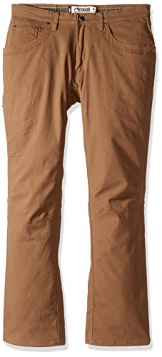 (Mountain Khakis Men's Camber 106 Pant Classic Fit, Tobacco, 36W 36L)