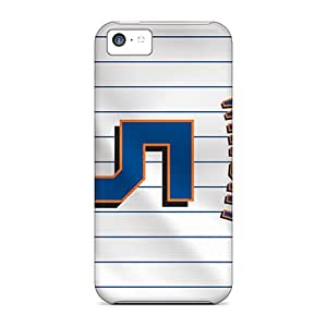 Iphone 5c XdT21928hsOy New York Mets Tpu Silicone Gel Case Cover. Fits Iphone 5c
