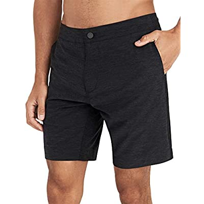 Faherty Men's All Day Short in Charcoal at  Men's Clothing store