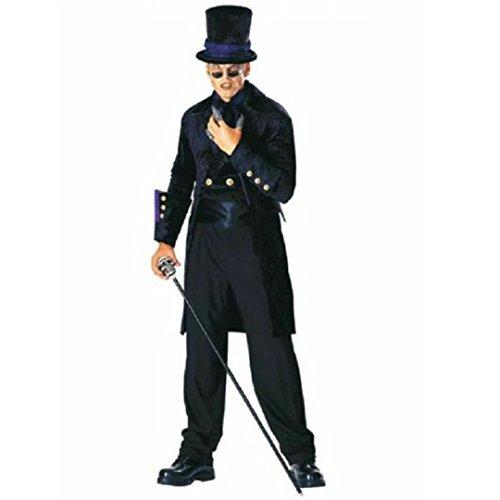 Rubie's Costume Co Midnight Ripper Costume, Standard, Standard -