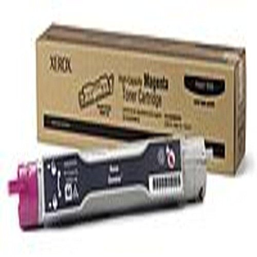 Xerox 106R01145 Magenta High-Capacity Toner Cartridge for Phaser 6300 and 6350 Printers consumer electronics Electronics
