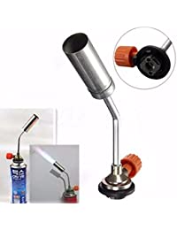 Want Barbecue Supplies Gas Torch Flame Burner Gun Fire Lighter for Outdoor BBQ Camping Picnic offer