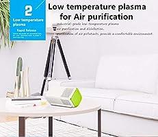NLR Portátiles de baja temperatura de plasma Esterilizador de aire ...