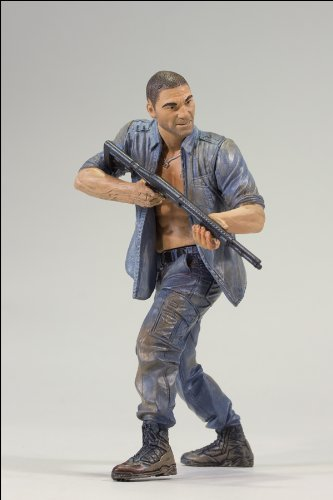 Shane Walsh Action Figure 14451 McFarlane Toys The Walking Dead TV Series 2