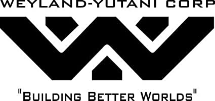 Buy Cheap Alien Weyland Yutani Vinyl Decal Sticker Car Laptop Science Fiction & Horror