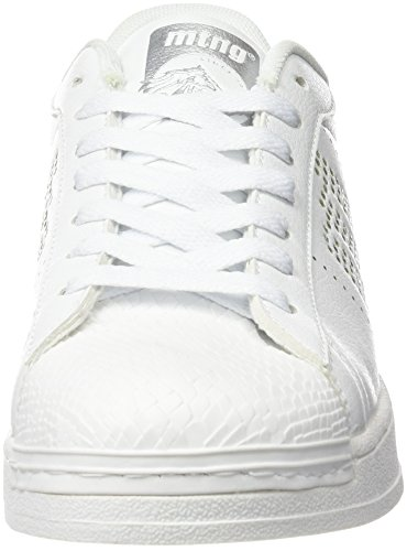 MTNG Attitude MTNG8 69783 Zapatillas para mujer Blanco Action Pu  White/Piedras Silver