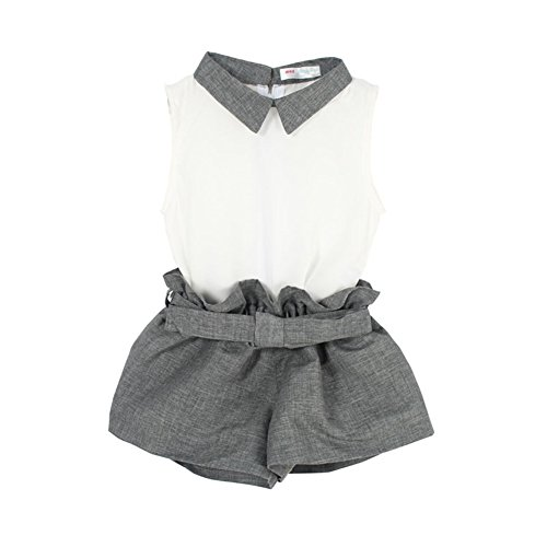 (LittleSpring Toddler Girl Cute Outfits 3T)
