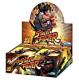 UFS Street Fighter 2017 24-Card Booster Box (Jasco Games)