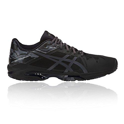 Noir Asics L 3 Speed solution Chaussures Gel Ss18 De e Tennis vwZpf1qav