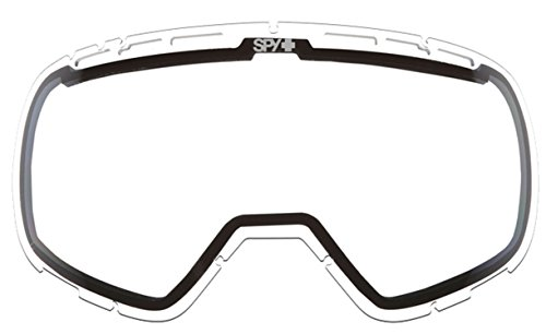 Spy Optic Platoon 102012000976 Snow Goggles Replacement Lens, One Size (Clear - Replacement Lenses Goggles Spy