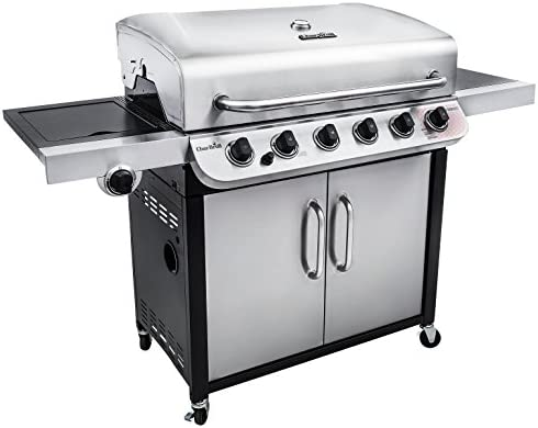 top rated gas grills under 1000
