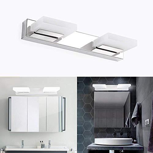 Rational L Led Gold Mirror Cabinet Light Simple Bathroom Moisture-proof Bathroom Mirror Headlight Dressing Table Retro Strip Wall Lamp Lights & Lighting Led Indoor Wall Lamps