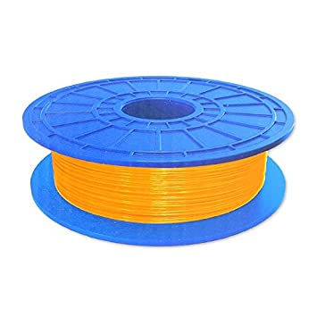 Filament PLA pour imprimante Dremel 3D Idea Builder Orange x1 ...