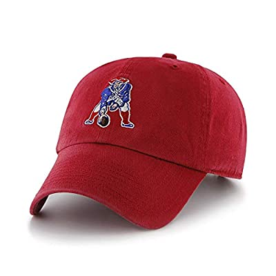 '47 New England Patriots Men's Adjustable Hat from 47 BRAND
